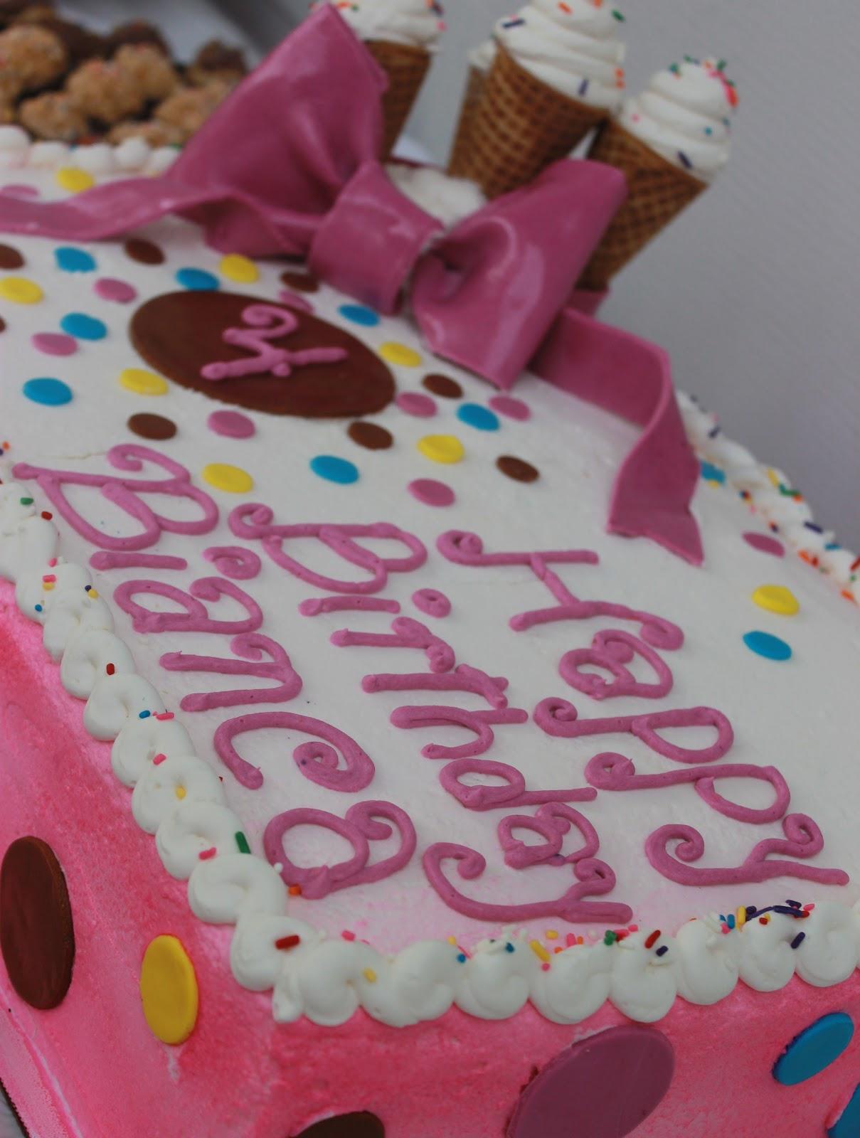 Birthday Cake Shortycake Creations